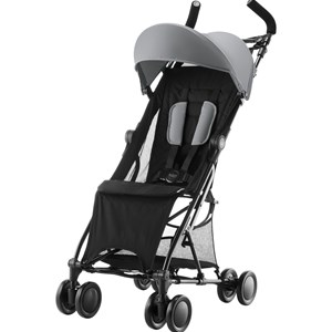 Image of Britax Holiday Stroller Steel Grey One Size (1019730)