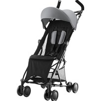 Britax Holiday Stroller Steel Grey 2018 Steel Grey