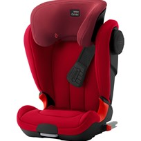 Britax Kidfix Xp Sict Black Series, Flame Red, 2018 Flame Red