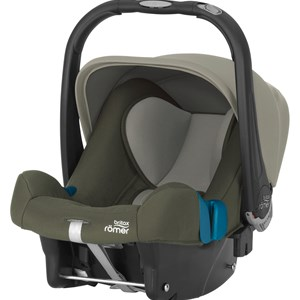 Image of Britax Baby-Safe Plus SHR II Olive Green 2018 (3056059041)