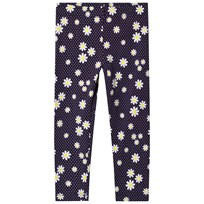 Mayoral Daisy Print Leggings 11