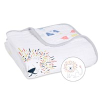 Aden + Anais Leader The Pack Classic Dream Blanket White