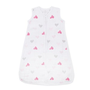 Image of Aden + Anais Classic Lovebird Single Layer Sleeping Bag Small (0-6 months) (3038342729)