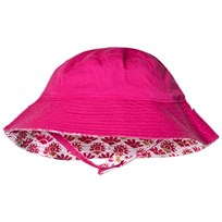 Hatley Pink Sarchi Reversible Sun Hat Pink