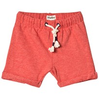 Hatley Fire Corallium Pull On Shorts Orange