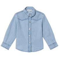 Stella McCartney Kids Dallas Ice Cream Patch Shirt 4160
