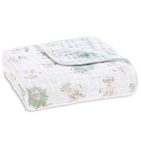 Aden + Anais Classic Dream Blanket Lion King White
