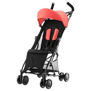 Image of Britax Holiday Stroller Coral Peach (3056059031)