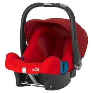 Image of Britax Baby-Safe Plus SHR II, Flame Red, 2018 (3056059039)