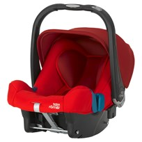 Britax Baby-Safe Plus SHR II, Flame Red, 2018 Flame Red