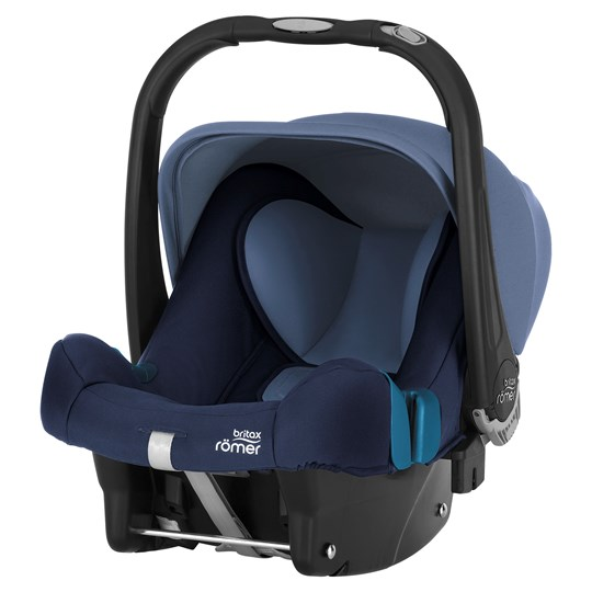 Britax Baby-Safe Plus SHR II Moonlight 2018 moonlight blue