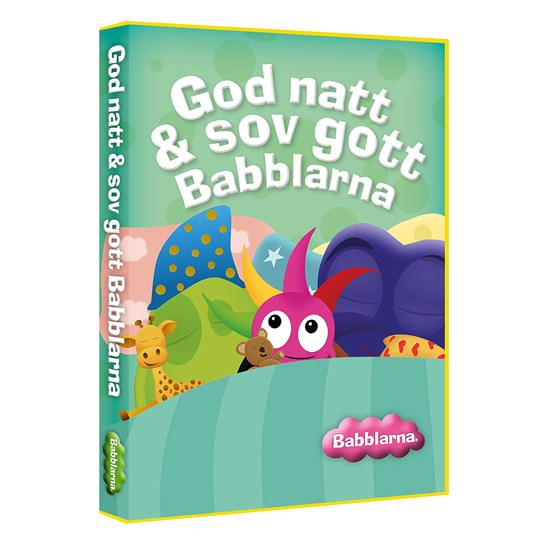 Babblarna God natt & sov gott DVD Mix