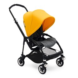 Bugaboo Bee5 Complete Sunrise Yellow/Black Chassis