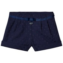 Mayoral Shorts with Geometrical Motifs Navy 15