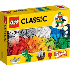 Image of LEGO Classic 10693 LEGO® Classic Creative Supplement 4 - 9 years (2946006569)
