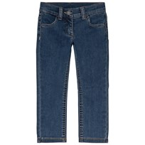 United Colors of Benetton Slim Fit Denim Blue Blue