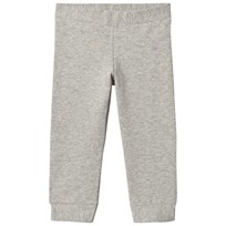 United Colors of Benetton Warm Leggings With Spearkle Logo Melange Grey Melange Grey