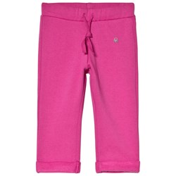 United Colors of Benetton Warm Jersey Jogger Fuschia Pink