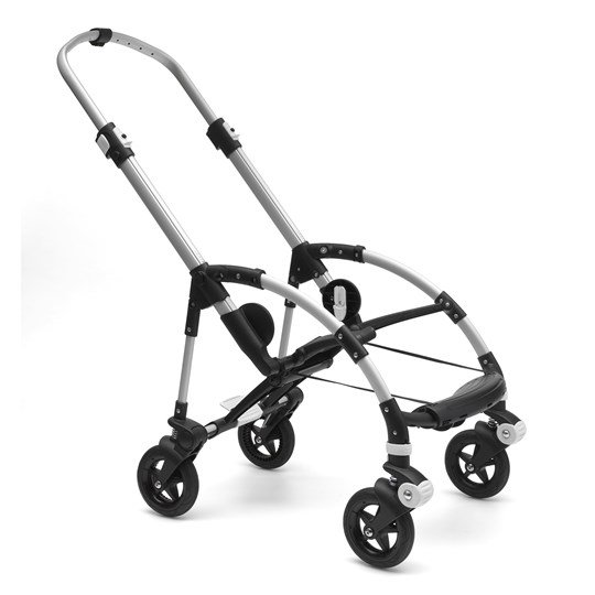 Bugaboo Bee5 Aluminum Chassis Black