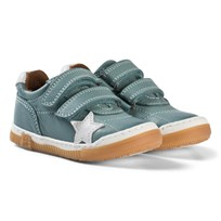 Bisgaard Velcro shoes Mint Mint
