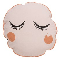 Bloomingville Cushion Powder  Pink