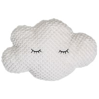 Bloomingville Cloud Cushion, White, Polyester White