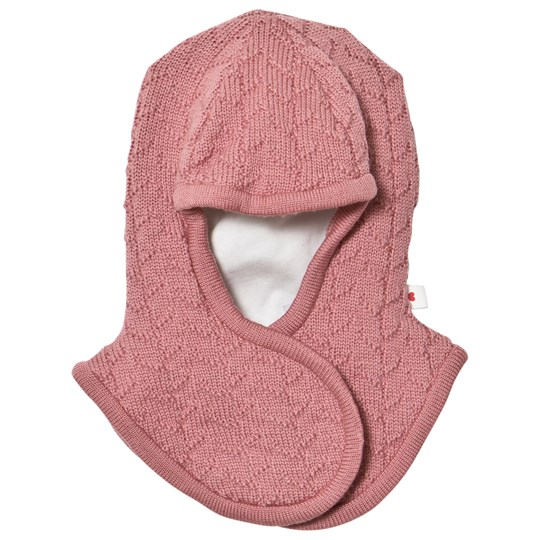 Reima Littlest Balaclava Dusty Pink Dusty Rose