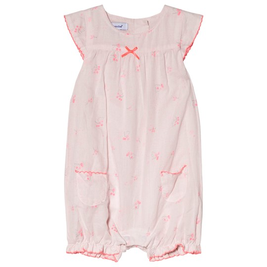 9a8f9b387 Absorba - Pink Floral Bubble with Bow Detail - Babyshop.com