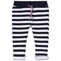 Absorba Navy Stripe Jersey Trousers 04