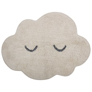 Image of Bloomingville Cloud Rug Nature One Size (983785)