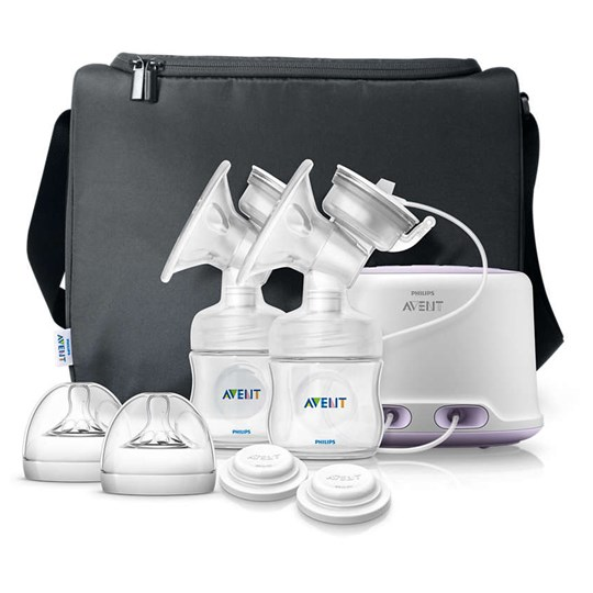 Philips Avent Electronic Twin Natural Breast Pump Multi