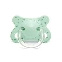 Suavinex Fusion Physiological Silicone Pacifier 2-4m Blue