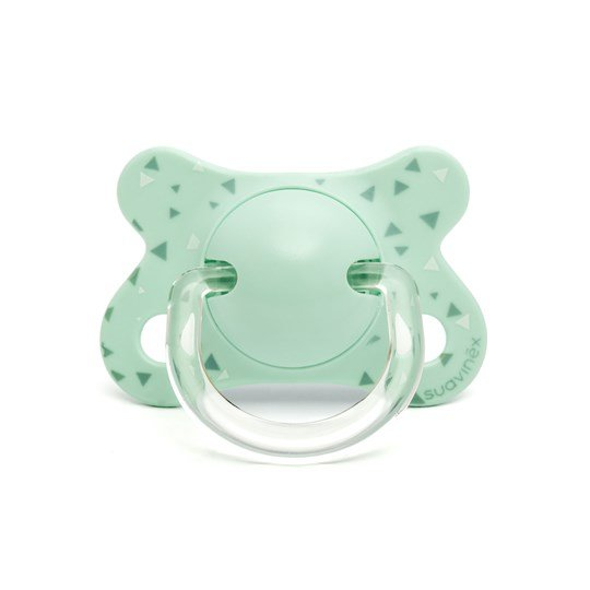 Suavinex Fusion Physiological Silicone Pacifier 2-4m Blue Bue Swallow
