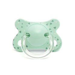 Suavinex Fusion Physiological Latex Pacifier 2-4m Blue