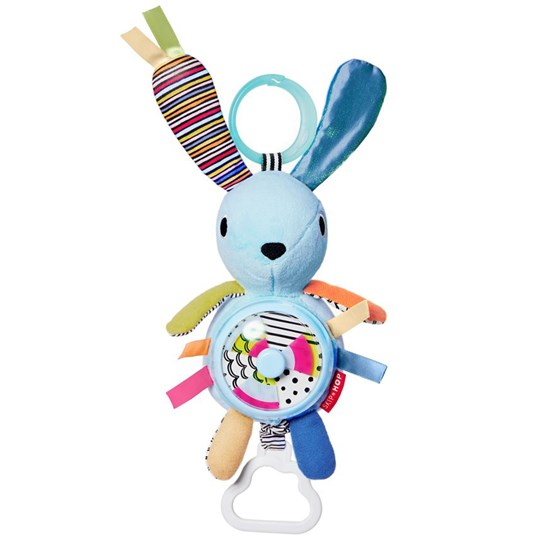 Skip Hop Vibrant Village Bunny Activity Toy