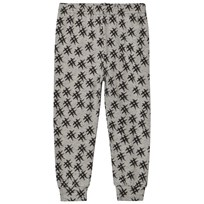 Gardner and the gang Leggings Hashtag Heather Grey Harmaa