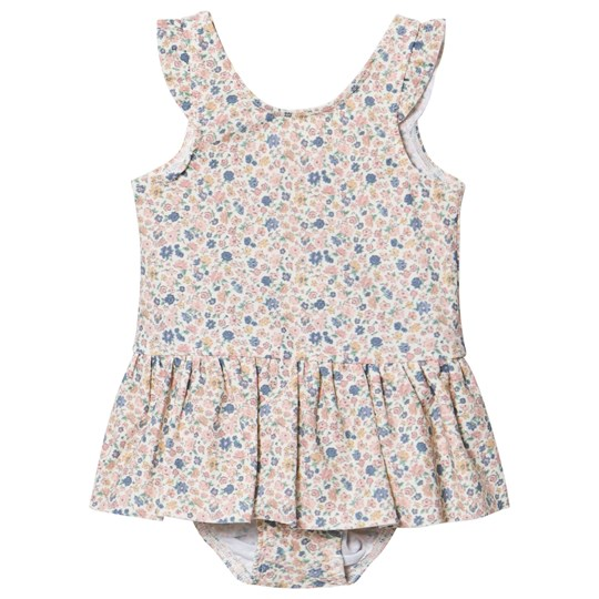 Wheat Baby Diddi Swimsuit Ivory Ivory