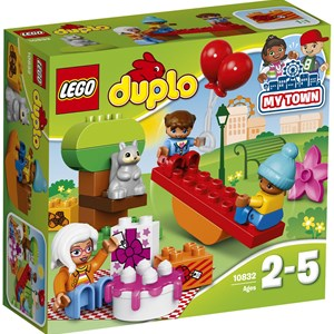 Image of LEGO DUPLO 10832 LEGO® DUPLO® Birthday Picnic 24 months - 5 years (2947788845)