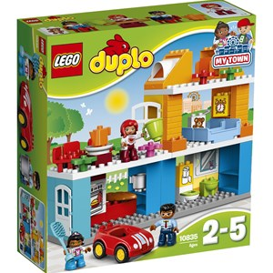 Image of LEGO DUPLO 10835 LEGO® DUPLO® Family House 24 months - 5 years (3149053955)