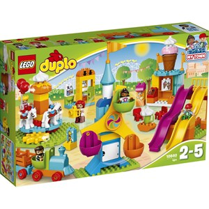 Image of LEGO DUPLO 10840 LEGO® DUPLO® Big Fair 24 months - 5 years (3150382911)