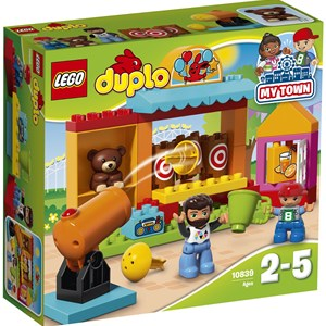 Image of LEGO DUPLO 10839 LEGO® DUPLO® Shooting Gallery 24 months - 5 years (3151388483)