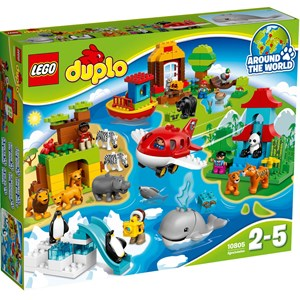 Image of LEGO DUPLO 10805 LEGO® DUPLO® Around the World (2947789347)