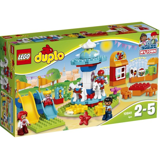 LEGO DUPLO 10841 LEGO® DUPLO® Fun Family Fair Multi