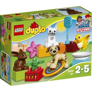 Image of LEGO DUPLO 10838 LEGO® DUPLO® Family Pets 24 months - 5 years (3150382919)