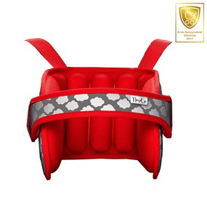Image of NapUp Sleepsupport for children in carseat Red 2018 (3036316245)