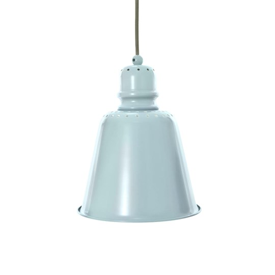 sebra Metal Pendant Lamp Pastel Blue (Large) голубой
