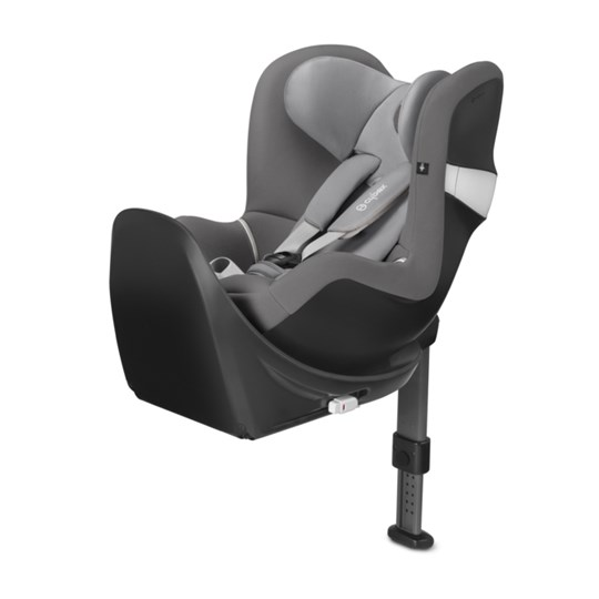 cybex sirona m2 i size in manhattan grey with base 2018. Black Bedroom Furniture Sets. Home Design Ideas