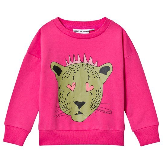 Gardner and the gang The Classic Sweatshirt Kate Candy Pink Candy Pink