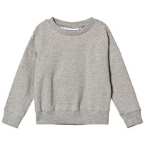 Gardner and the gang The Classic Sweatshirt Socialite Ruffle Light Grey Light Grey
