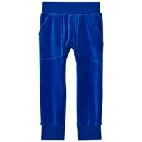 Gardner and the gang Velour Hang Out Pant Bolt Pocket Navy Blue Navy Blue